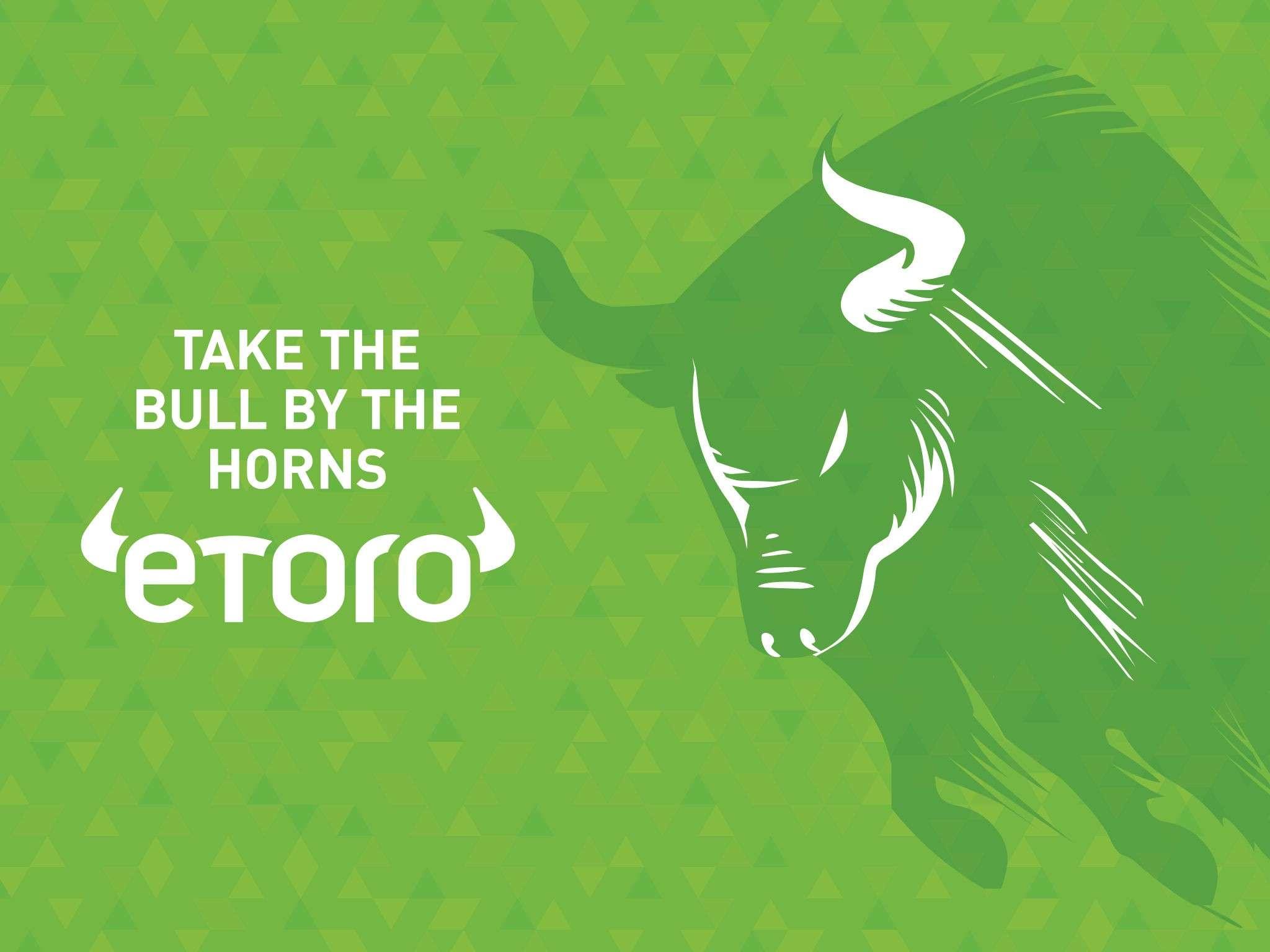 eToro review - take the bull by the horns