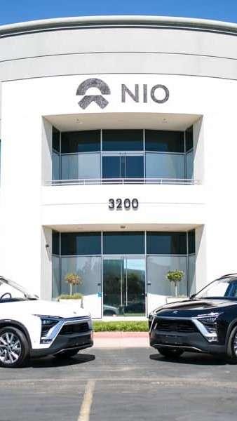 NIO aandelen kopen - San Jose